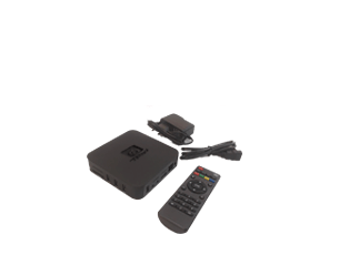 Hardware Android TV Player